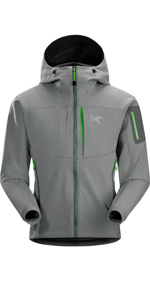 Arc'teryx M's Gamma MX Hoody Nautic Grey